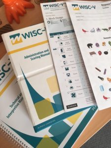 WISC V WAIS IV Assessment Tools
